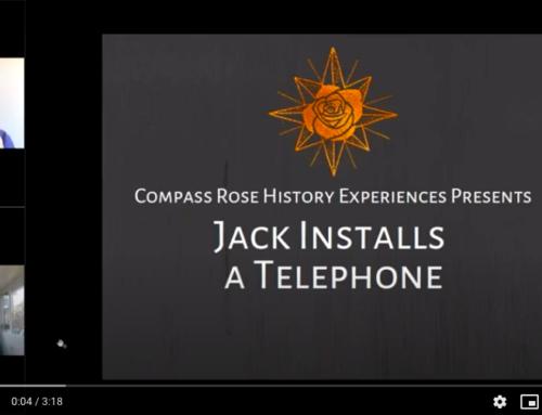 Jack Installs a Telephone